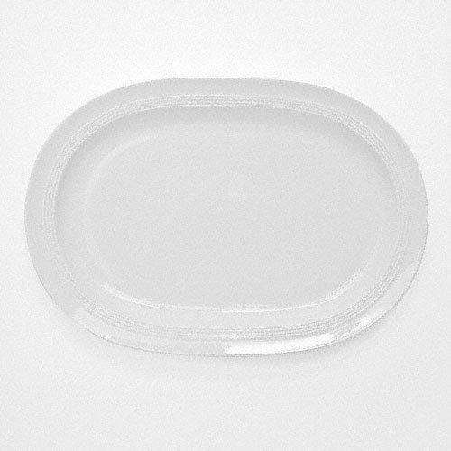 Friesland 'Jeverland White' Platter 5,Oval 36 cm