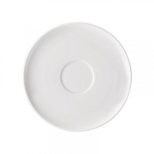 Arzberg 'Form 2000 White' Saucer for Coffee,Tea,Tea Small 14 cm