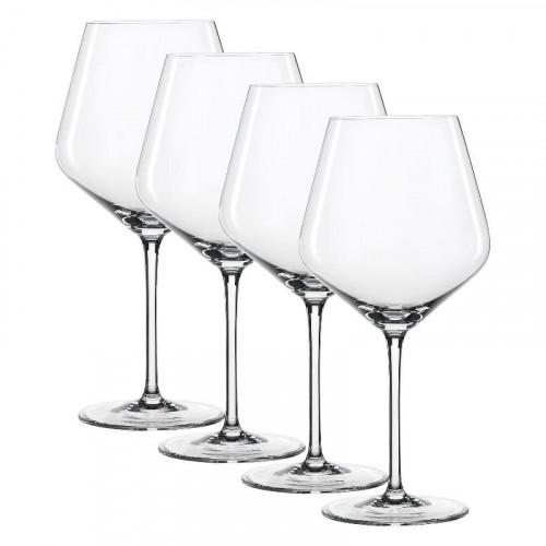 Spiegelau Gläser,'Style' Burgunder wine glass set of 4 pcs 640 ml