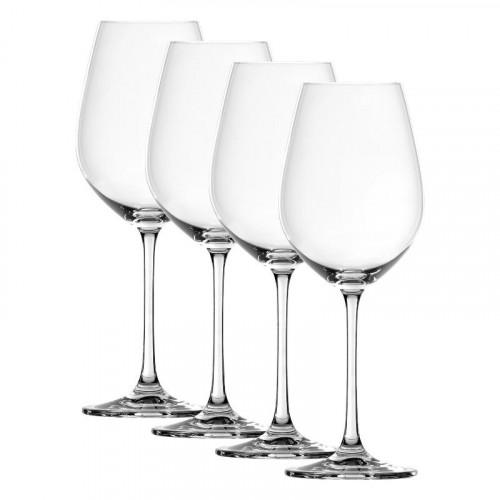 Spiegelau Gläser,'Salute' Red wine glass set of 4 pcs 550 ml