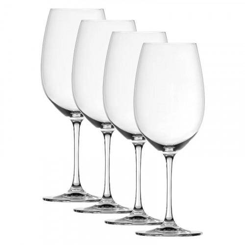 Spiegelau Gläser,'Salute' Bordeaux wine glass set of 4 pcs 710 ml