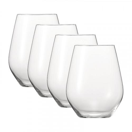 Spiegelau Gläser,'Authentis Casual' All purpose L glass mug set of 4 pcs 460 ml