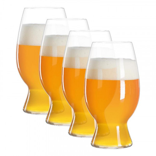 Spiegelau Gläser,'Craft Beer' Wheat Beer Glass,4 pcs set