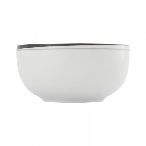 Friesland,'La Belle Black & White' Bowl 1.3 L / d: 17 cm