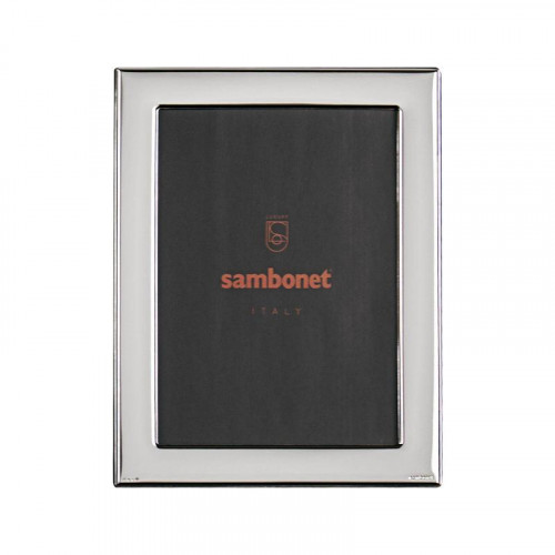 Sambonet,'Silberrahmen' Picture frame 'Flat' silver plated 13 x 18 cm