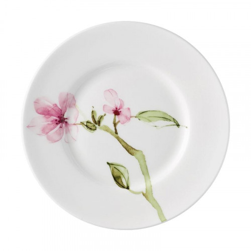 Rosenthal Selection,'Jade Magnolie' Bread plate with rim,16 cm