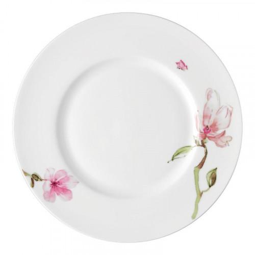 Rosenthal Selection,'Jade Magnolie' Dining plate 27 cm