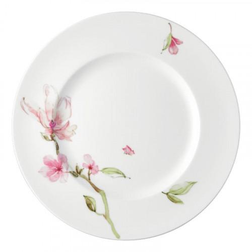 Rosenthal Selection,'Jade Magnolie' Plate / Underplate standard 31 cm