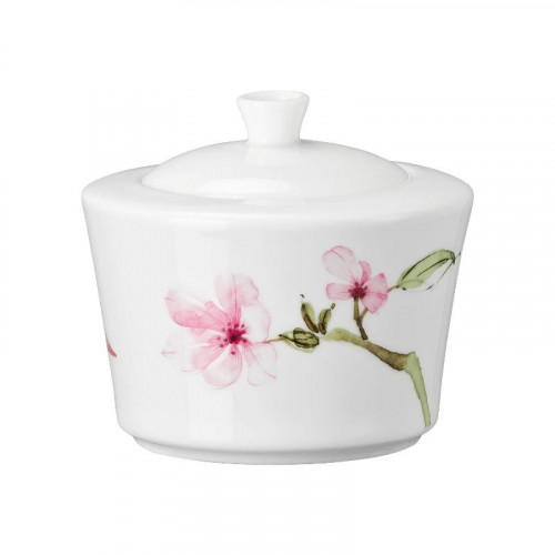 Rosenthal Selection,'Jade Magnolie' Sugar Bowl 6 Persons 0,25 L