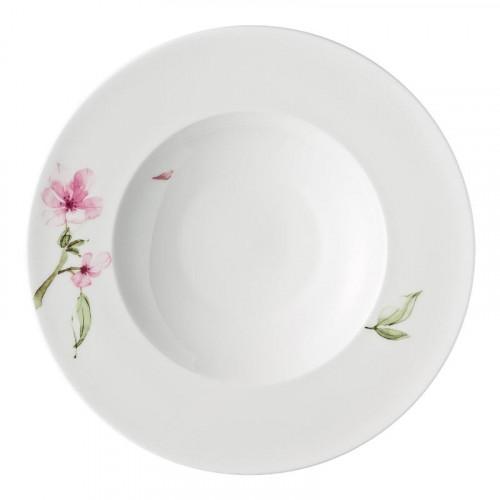 Rosenthal Selection,'Jade Magnolie' Pasta Plate 29 cm