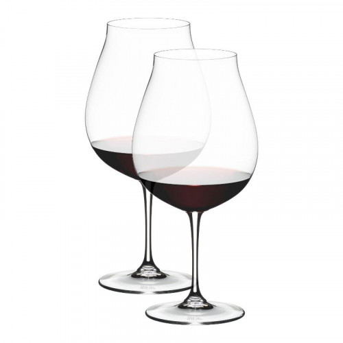 Riedel Gläser 'Vinum' New World Pinot Noir Glass Set of 2 800 ccm / h: 225 mm