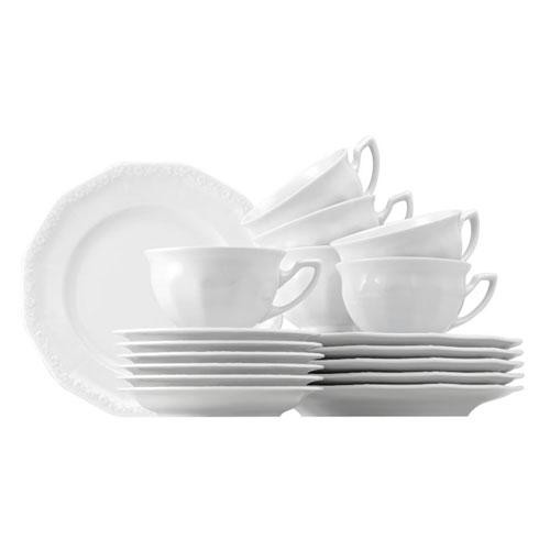Rosenthal Tradition Maria white coffee service 18-pcs.