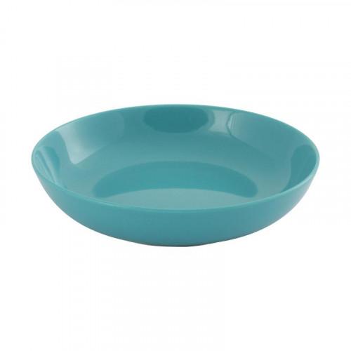 Friesland,'Trendmix Aquamarin' Soup plate,19 cm