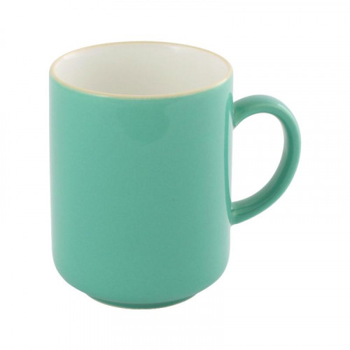 Friesland,'Trendmix Jade-Grün' Mug with handle,0.40 L