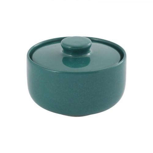 Friesland,'Trendmix Petrol' Sugar bowl/ box,0.25 L
