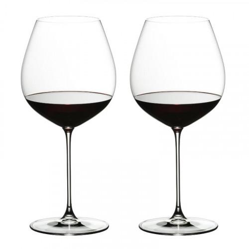 Riedel Gläser,'Veritas' Old World Pinot Noir glass set,2 pcs