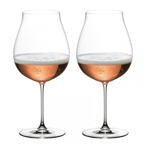 Riedel Gläser,'Veritas' New World Pinot Noir wine glass set,2 pcs
