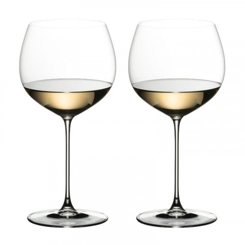 Riedel Gläser,'Veritas' Chardonnay wine glass set,2 pcs