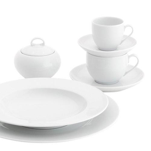 Kahla,'Aronda white' Coffee set 18 pcs