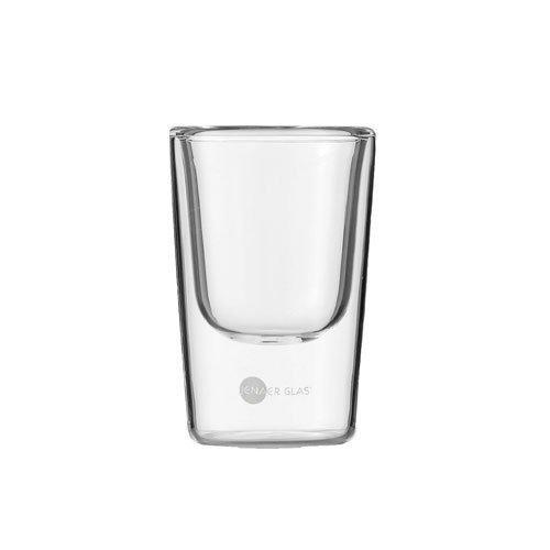 Jenaer Glas,'Gourmet Food & Drinks' Set of 2 pcs Hot n Cool size S 85 ml