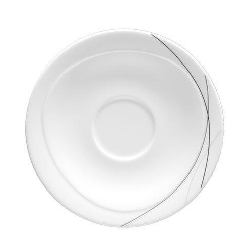 Seltmann Weiden,'Trio Highline' Breakfast saucer 17,5 cm