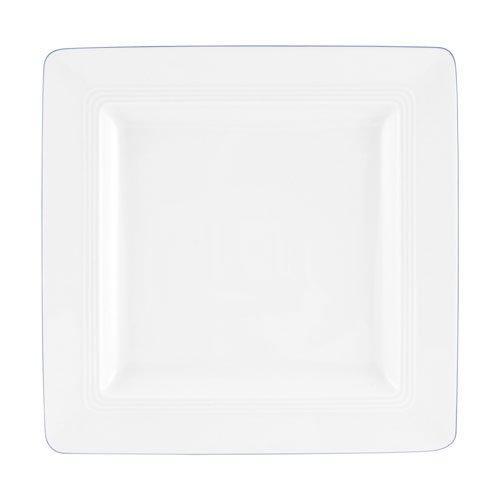 Friesland,'Jeverland Little Breeze' Breakfast Plate angular 21,5x21,5 cm