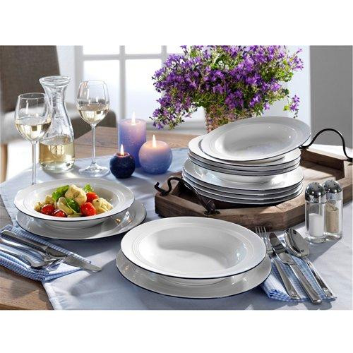 Friesland,'Jeverland Little Breeze' Table Service,12 pcs