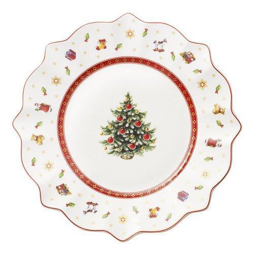 Villeroy & Boch,'Toy's Delight' Breakfast / Salad Plate white 24 cm