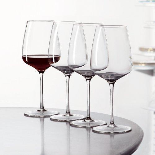 Spiegelau Gläser,'Willsberger Anniversary 30 Jahre Jubiläums-Set' Bordeaux Set,4-pcs.