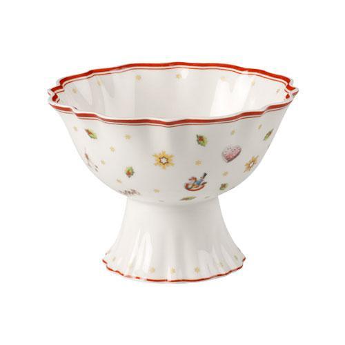 Villeroy & Boch,'Toy's Delight' Dessert Bowl on Foot 15 cm