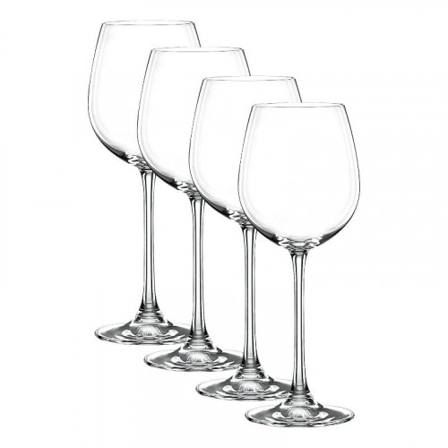 Nachtmann,'Vivendi Premium - Lead Crystal' White Wine Goblet,4 pcs set,387 ml / h: 216 mm