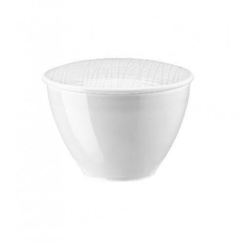 Rosenthal Selection Mesh white sugar bowl 0,22 L