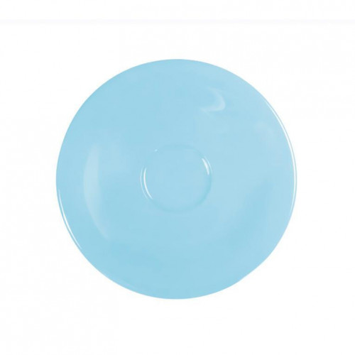 Kahla,'Pronto Colore himmelblau' Espresso saucer 12 cm