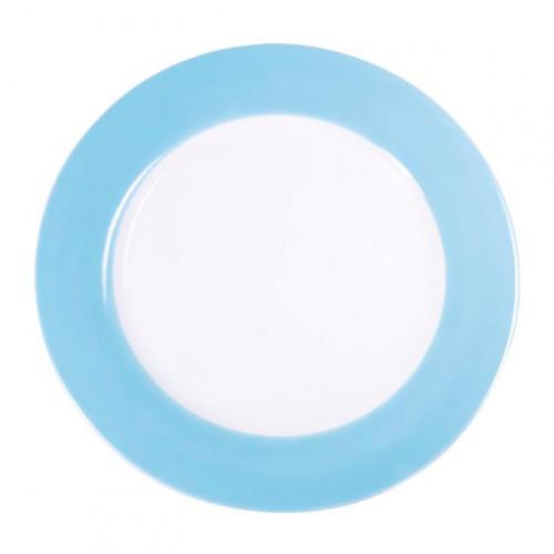 Kahla,'Pronto Colore himmelblau' Dining plate 26 cm