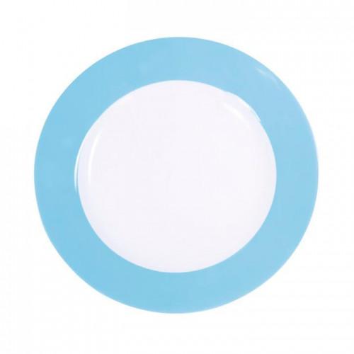 Kahla,'Pronto Colore himmelblau' Dining plate 20,5 cm