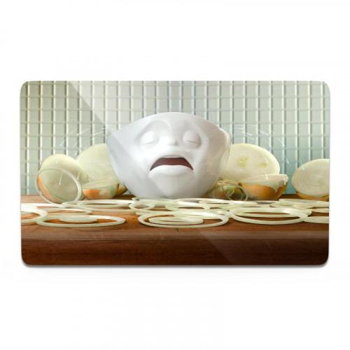 TV Tassen Breakfast board,don't whine,23x14 cm
