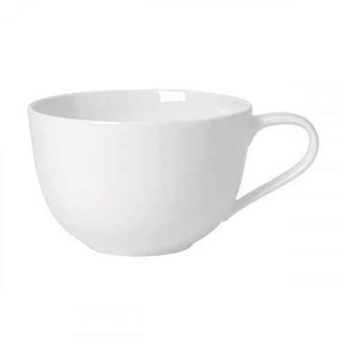 Villeroy & Boch,'For Me weiss' Breakfast cup 0.45 l