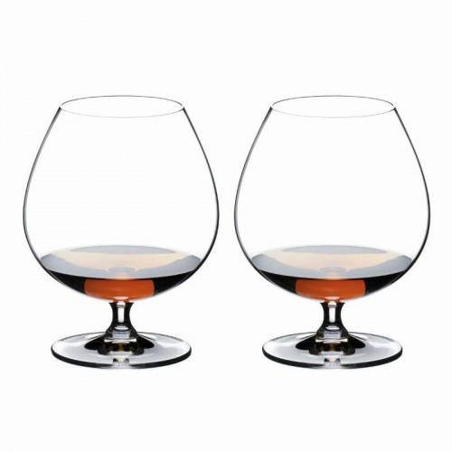 Riedel Glasses 'Vinum' Cognac (Brandy) 2 pcs Set