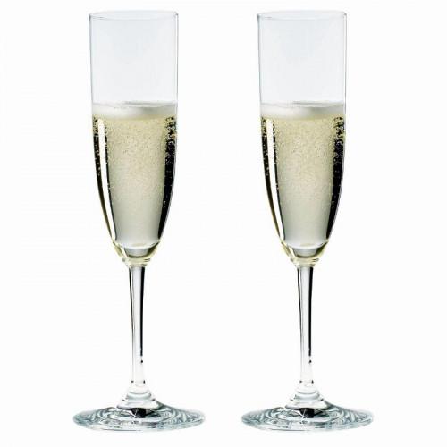 Riedel Glasses 'Vinum' Champagne 2 pcs Set 22.5 cm