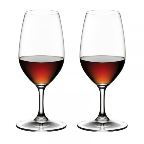 Riedel Glasses 'Vinum' Port 2 pcs Set 16.6 cm