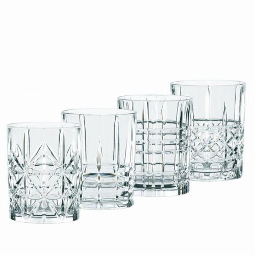 Nachtmann,'Highland' Tumbler Glass Set 4 pcs 345 ml