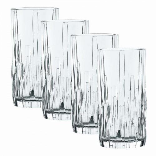 Nachtmann,'Schu Fa' Longdrink Glass Set 4 pcs 360 ml