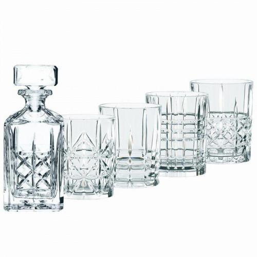 Nachtmann,'Highland' Whisky glass set 5 pcs