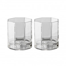 Rosenthal meets Versace Medusa Lumiere Whiskey mug set of 2 in gift box 0,17 L