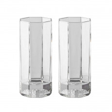 Rosenthal meets Versace Medusa Lumiere Longdrink set of 2 in gift box 0,25 L