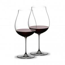 Riedel Gläser,'Veritas' New World Pinot Noir wine glass set,2 pcs