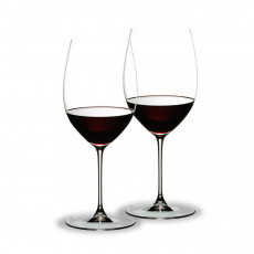 Riedel Gläser,'Veritas' Cabernet / Merlot wine glass set,2 pcs