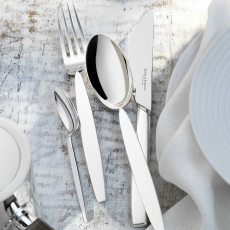 Robbe & Berking 12 - 150 gram silver plated menu cutlery set 24 pcs.