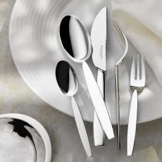 Robbe & Berking 12 - 150 grams silver plated menu cutlery set 30 pcs.