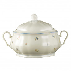 Seltmann Weiden Marie-Luise Streublume bowl with lid 2,15 l